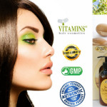Vitamins Anti Frizz Hair Styling Kit Review thumbnail