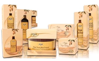 Vitamins Argan Oil Products